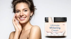 Ultimate Whitening Cream prospect, ingredients - functioneaza?